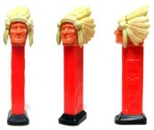 3 pez dispensers