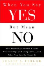 When You Say Yes book