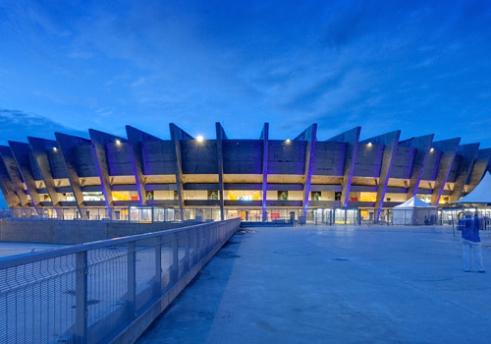 Estádio Mineirão, Belo Horizonte, Minas Gerais, Brazil. Mineirao Stadium.