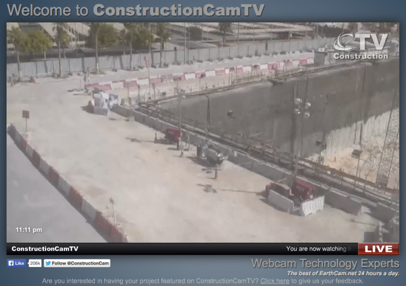 Construction CamTV
