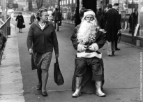 Surly santa