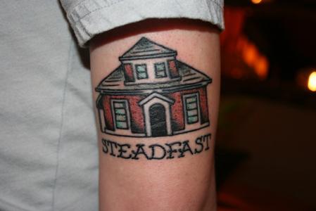 Ballard tattoo