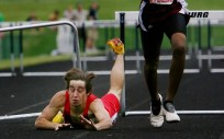 Hurdle Fall