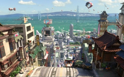 The Creation of San Fransokyo | Wendel Rosen LLP - JDSupra