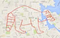 Runner's GPS