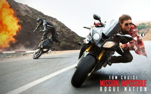 MI6 Rogue Nation