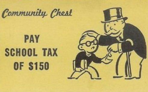 Monopoly tax