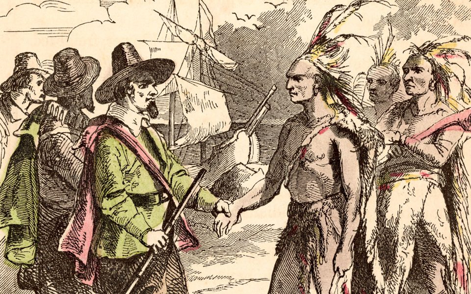 compare contrast native american and puritans Category: american america history title: culture clash: the puritans and the native americans.
