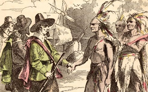 pilgrims-and-indians