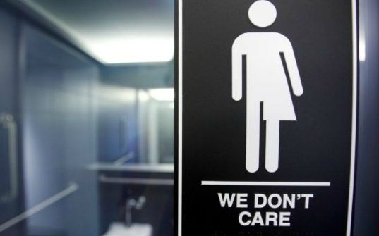 The Bathroom Wars Continue New California Single User